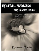 Cover for 'Brutal Women: The Short Stuff'