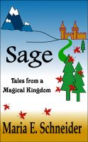 Cover for 'Sage: Tales from a Magical Kingdom'