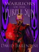 Cover for 'Warriors of the Purple Sun'
