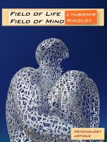 Cover for 'Field of Life and Field of Mind'