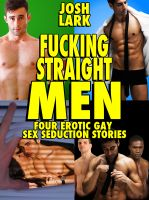 Cover for 'Fucking Straight Men Bundle (Four Erotic Gay Sex Seduction Stories)'