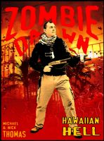 Cover for 'Hawaiian Hell (Zombie Dawn Stories)'