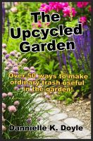 Cover for 'The Upcycled Garden'