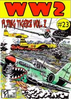 Cover for 'World War 2 The Flying Tigers Volume 2'