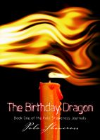 Cover for 'The Birthday Dragon'