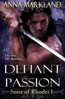 Cover for 'Defiant Passion'