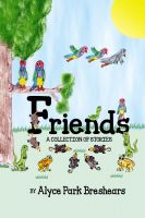 Cover for 'Friends- A Collection of Stories'
