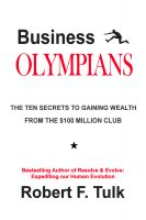 Cover for 'Business Olympians'