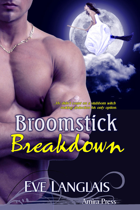 Eve Langlais - Broomstick Breakdown