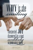 Cover for 'Why Is She Smiling'