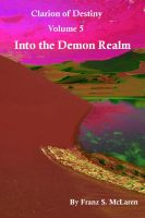 Cover for 'Into The Demon Realm'