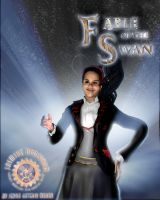 Cover for 'Fable of the Swan'