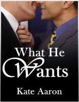 Cover for 'What He Wants'