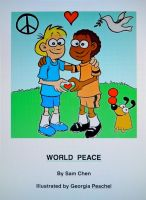 Cover for 'World Peace'