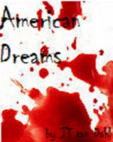 Cover for 'American Dreams'