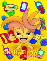 Cover for 'Chatty Fluffo'