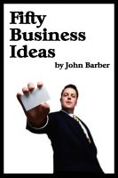Cover for 'Fifty Business Ideas'