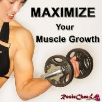 Cover for 'Maximize Your Muscle Growth'