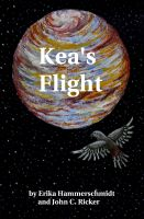 Cover for 'Kea's Flight'