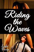 Cover for 'Riding the Waves'