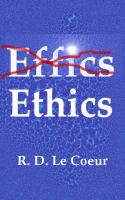 Cover for 'Ethics'