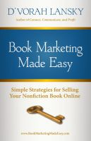 Cover for 'Book Marketing Made Easy'