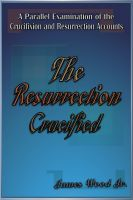 Cover for 'The Resurrection Crucified'