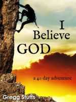 Cover for 'I Believe God'