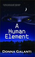 Cover for 'A Human Element'