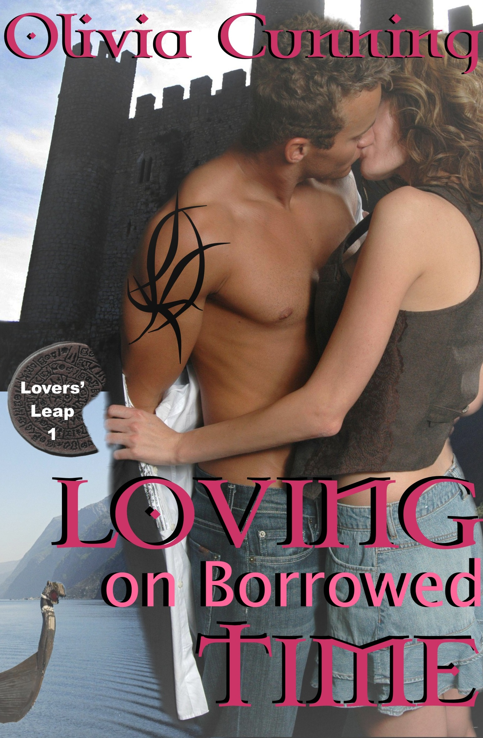 Olivia Cunning - Loving on Borrowed Time - Lovers Leap 1