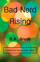 Cover for 'Bad Nerd Rising'