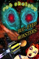 Cover for 'Bug-Eyed Monsters'