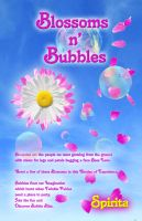 Cover for 'Blossoms n' Bubbles'
