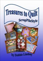 Cover for 'Treasures to Quilt'