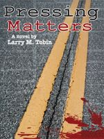 Cover for 'Pressing Matters'