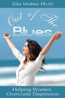 Cover for 'Out of the Blues:  Helping Women Overcome Depression'