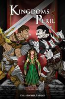 Cover for 'Kingdoms Peril, The Slayer Series, Book III'