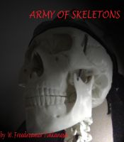 Cover for 'Army of Skeletons'