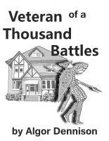 Cover for 'Veteran of a Thousand Battles'