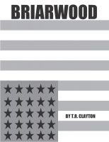 Cover for 'Briarwood'