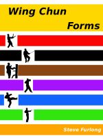 Cover for 'Wing Chun Forms'