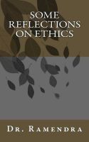 Cover for 'Some Reflections on Ethics'