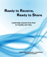 Cover for 'Ready to Receive, Ready to Share'