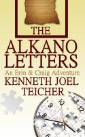 Cover for 'The Alkano Letters'