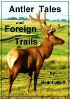 Antler Tales and Foreign Trails cover