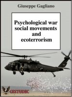 Cover for 'Psychological war, social movements and ecoterrorism'