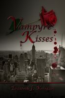 Cover for 'Vampyre Kisses (book 1 in the Last Witch Series)'