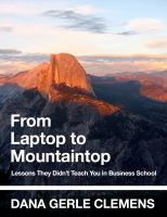 Cover for 'From Laptop to Mountaintop'