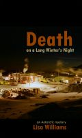 Cover for 'Death on a Long Winter's Night'