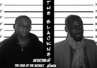 Cover for 'The Blackness Detectives-The Case Of The 'Secret Santa''
